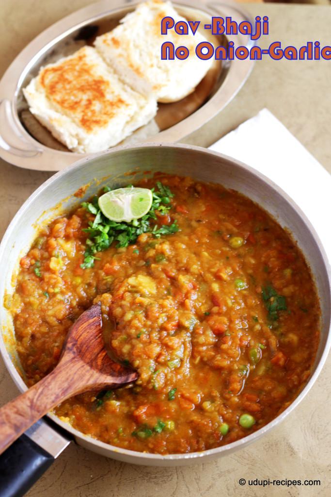 Yummy Pav-bhaji