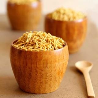 delicious aloo bhujia