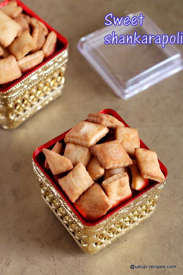 yummy sweet shankarapoli