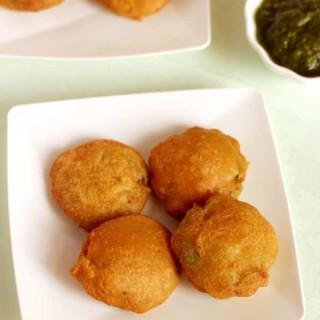 Ridge Gourd Bajji | Heerekayi Bajji Recipe