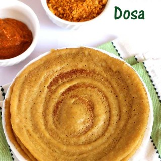 yummy raw banana dosa