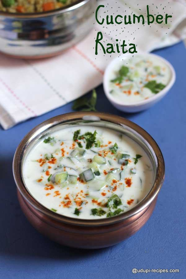recipe: cucumber raita recipes [12]