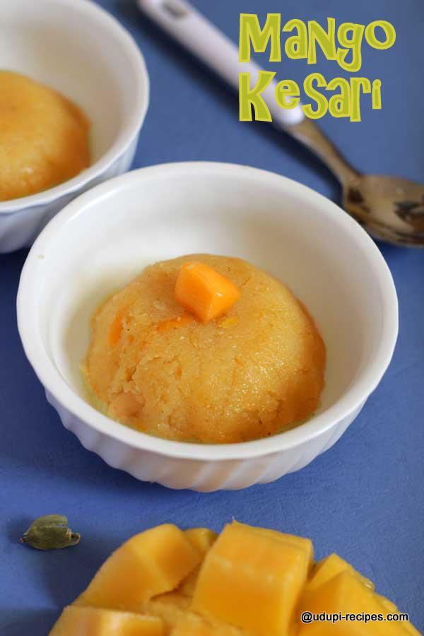 yummy mango kesari