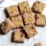 Easy sweet milk powder chocolate fudge