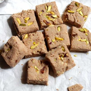 Milk Powder Chocolate Fudge Recipe