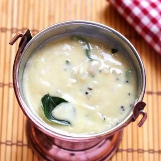 Besan Curry | Gram Flour Curry Recipe
