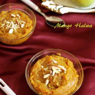 Mango Halwa Recipe | Summer Recipes