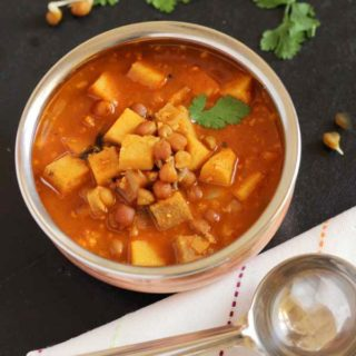 Elephant Yam (Suran) Curry Recipe