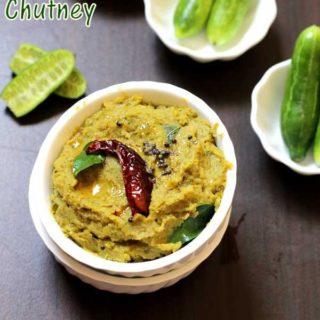 Tindora Chutney | Tondekayi Chutney Recipe