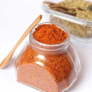 Homemade Vangi bhath powder