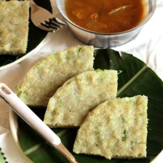 Cucumber Savory Idli using Rava