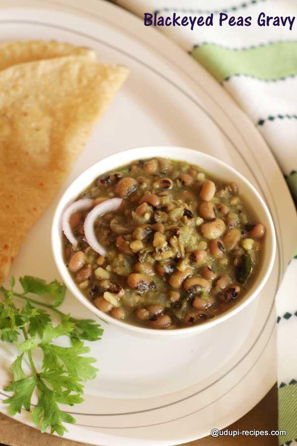 blackeyed peas gravy-delicious