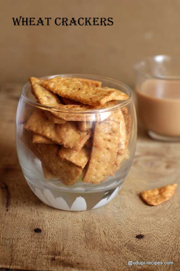 crispy-snack-wheat cracker