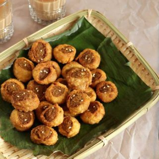Bhakarwadi Recipe | A savory snack from North Karnataka