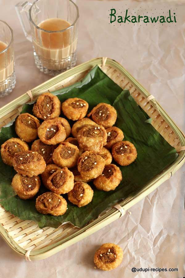 Bhakarwadi Recipe | A savory snack from North Karnataka
