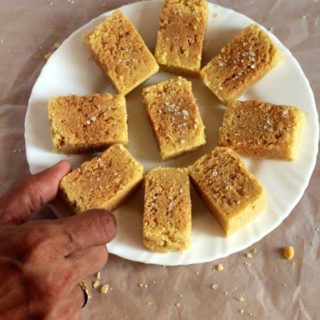 Traditional Mysore Pak Recipe with Video