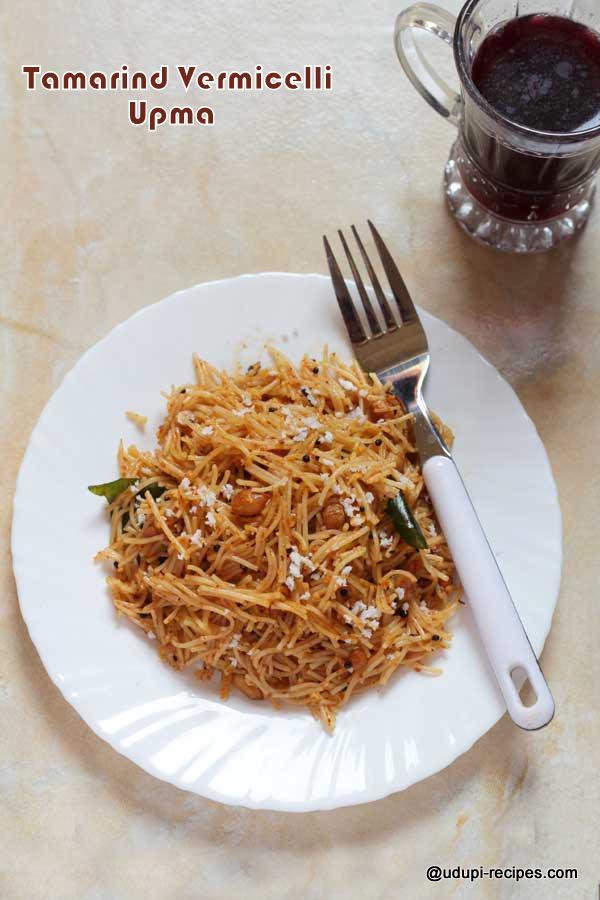 tamarind-vermicelli-upma-easy-breakfast