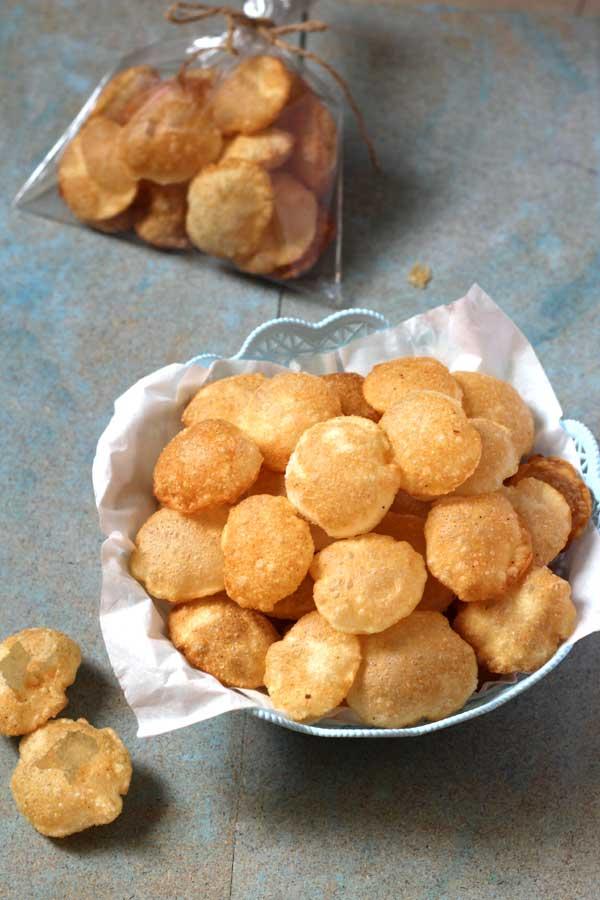 puri for pani poori