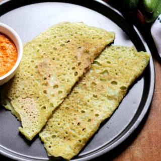 Cucumber Neer Dosa | Easy Breakfast Recipe