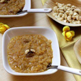Poha Sweet Pongal | Avalakki Sihi Pongal