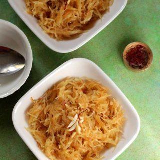 Vermicelli Kesari | Semiya Kesari Recipe
