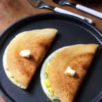 delicious dosa using home made dosa batter