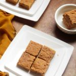 easy and quick 7 cups burfi