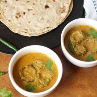Stuffed Ridge gourd Recipe | Easy Chapati Sidedish