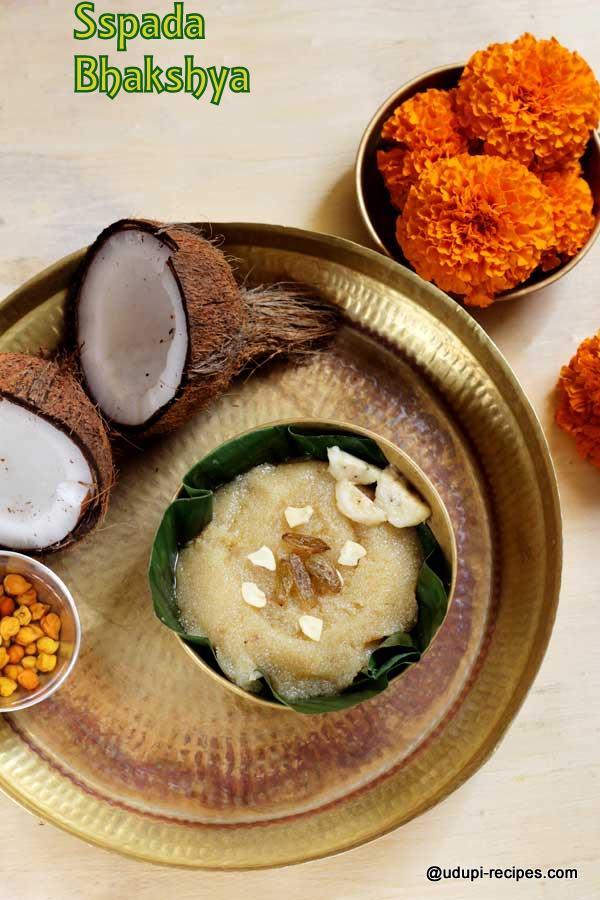 Divine tasting sapada bhakshya