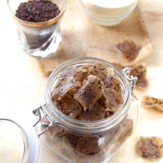 Rava Fryum | Rava Sendige Recipe