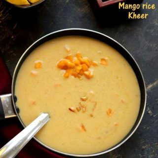 Mango Rice Kheer Recipe | Wonderful Dessert