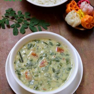 Drumstick Leaves Kootu | Quick and healthy Curry