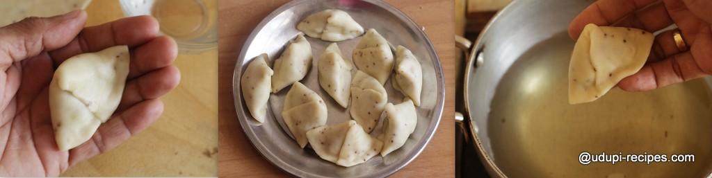 Samosa How To Prepare Perfect Samosa Udupi Recipes