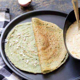 Green Gram Dosa   Protein Packed Breakfast