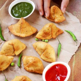 The best samosa