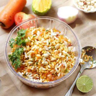 Delicious Churmuri | Spiced Puffed Rice