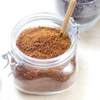 Sesame Seeds Chutney Powder   Easy and Quick