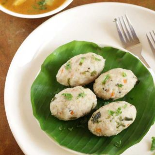 Little Millet Dumpling | Saame Pundi Gatti