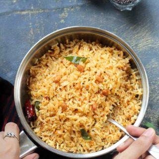Kayi Saasive Chitranna | Udupi Style Rice