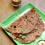 Ragi neer dosa yummy and tasty