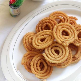 Easy Chakkuli Recipe using Ready Flour