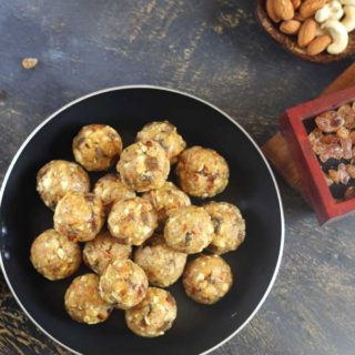 Gond Ke Laddo | Antina Unde Recipe