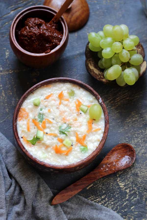 millet-curd-rice