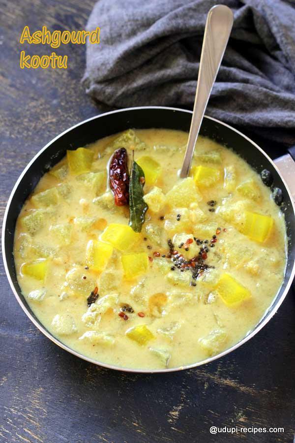 ashgourd kootu tasty and healthy