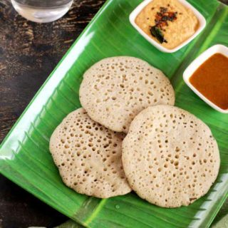 Barnyard Millet Set Dosa | Diabetic Friendly