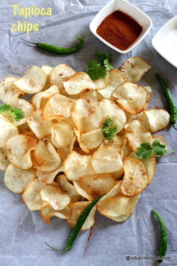 delicious tapioca chips