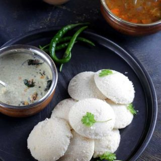 Mallige Idli | Soft and Spongy Idli for Breakfast