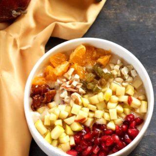 Fruit Salad without Custard Powder