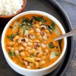 gasi-black eyed peas curry