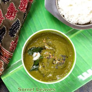 Sorrel leaves chutney
